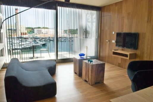 Cortina lamas verticales bandalux margarita ventura - Cortinas verticales para oficinas ...
